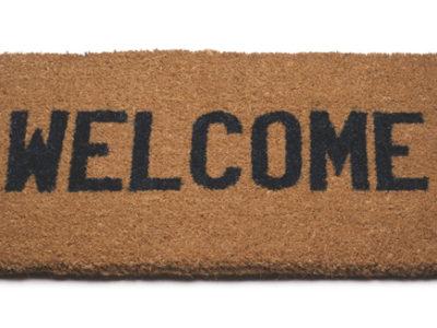 Welcome - Seja bem vindo!