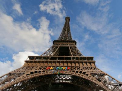 Torre Eiffel em 360 graus