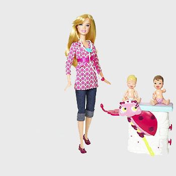 A saga de Juju: Barbie