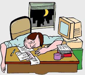 A Saga de Juju: Workaholic