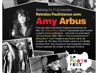 Workshop Amy Arbus