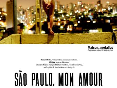 São Paulo, Mon Amour