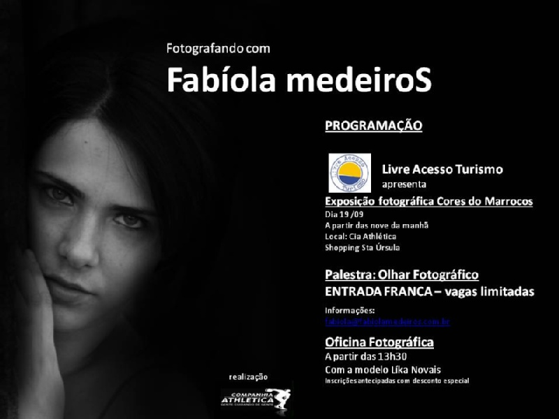 Atenção Ribeirão Preto: Fabíola Medeiros