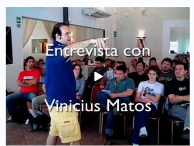 Entrevista con Vinicius Matos en Argentina!