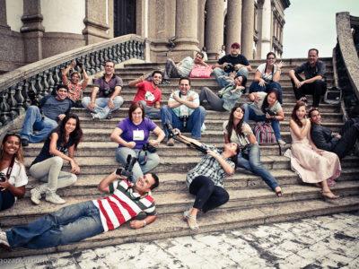Aconteceu: Workshop de direção no Rio de Janeiro