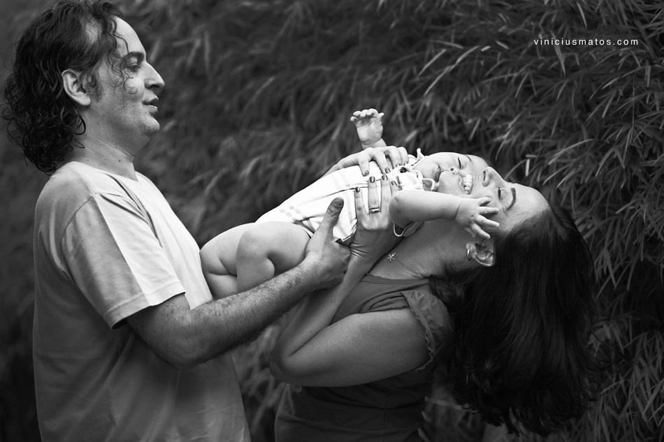Fabiana + Marcelo + Giordano e o pobre do Ted