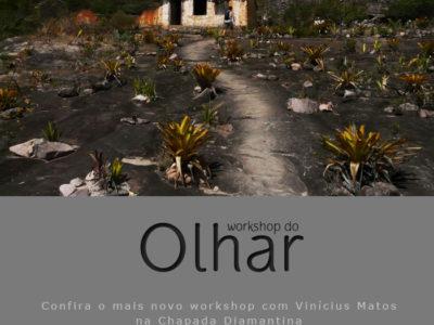 Workshop do Olhar: Vinícius Matos na Chapada Diamantina