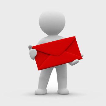 A Saga de Juju: e-mail