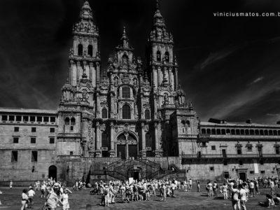 Infrared em Portugal e Espanha: Alto Minho e Santiago de Compostela