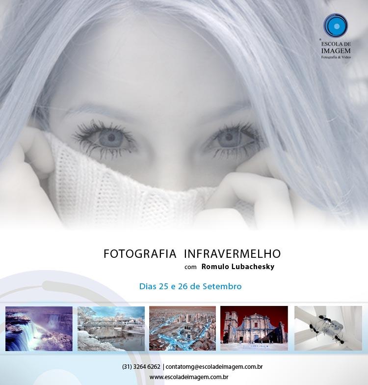 Fotografia infravermelho digital