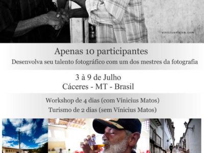 Workshop do Olhar: PANTANAL