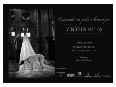 Exposição: casamento em Preto e Branco