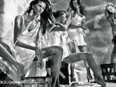Campaña Dolce & Gabanna 2011