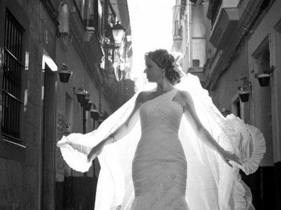 Through the streets of Cadiz