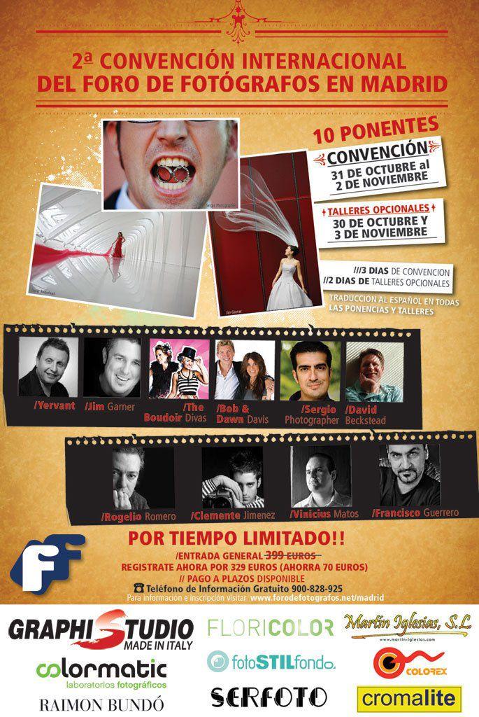 Próxima parada: Foro de Fotografos - Madrid