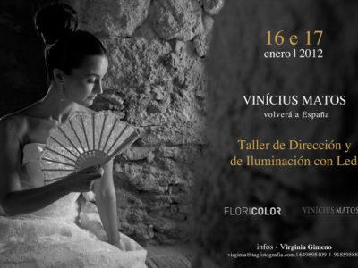 Workshop: Janeiro em Madrid