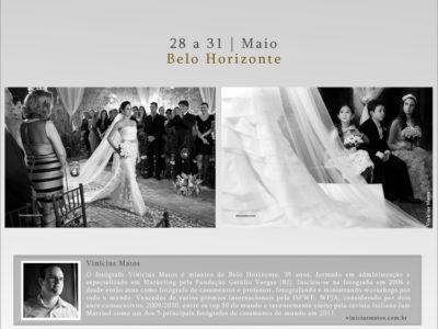 Próximo workshop: Belo Horizonte