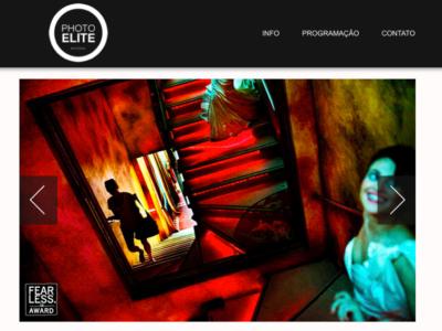 Photo Elite - um novo conceito de workshops