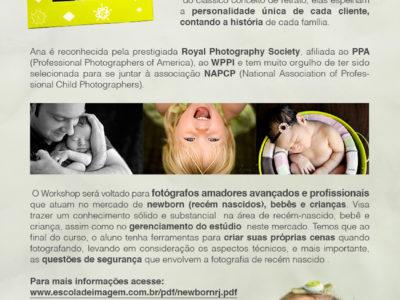 Atendendo a pedidos: Newborn no Rio de Janeiro