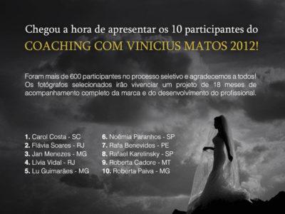 Resultado Coaching 2012
