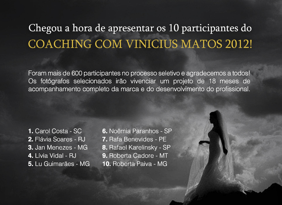 Resultado Coaching 2012