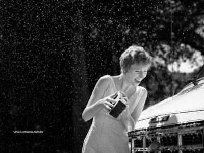 Wash the dress: Alex + Lisa