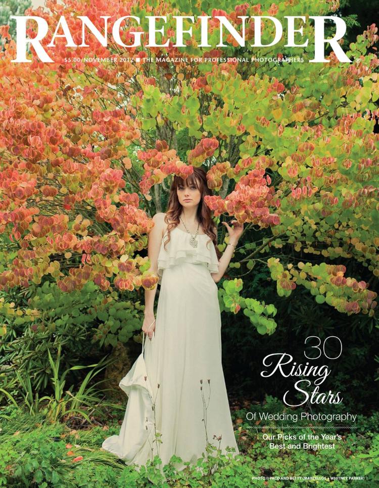 30 Rising Stars of Wedding Photography: Un grito preso en la garganta