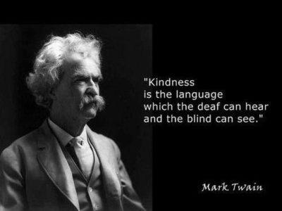 Invista no poder da gentileza em 2014