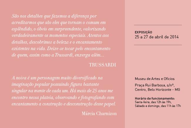 """""""No Detalhe de um Olhar"""" - Exposição Márcia Charnizon em BH"""