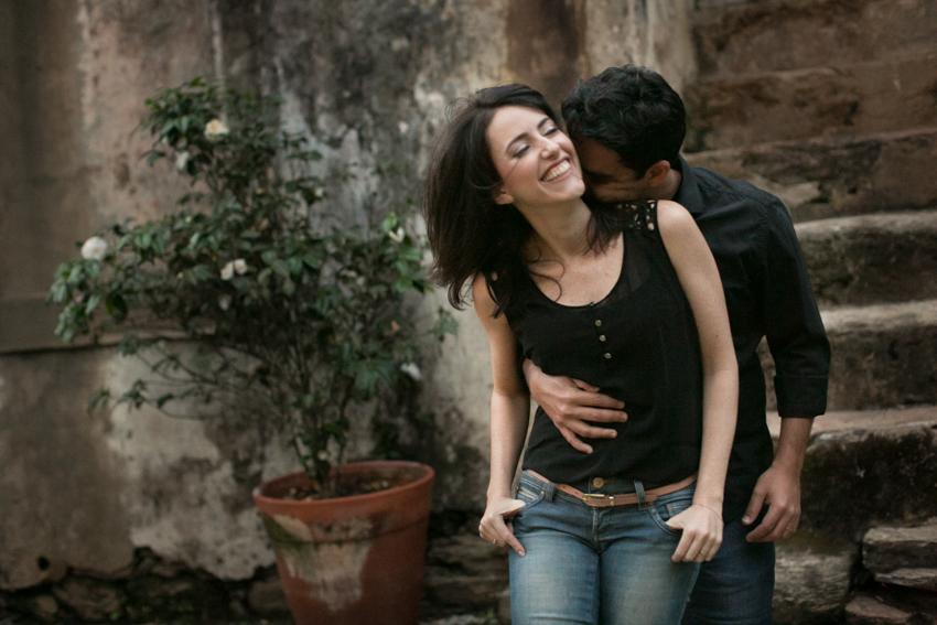 Almas em sintonia - Ensaio Giselle e Elvis - Ouro Preto - MG