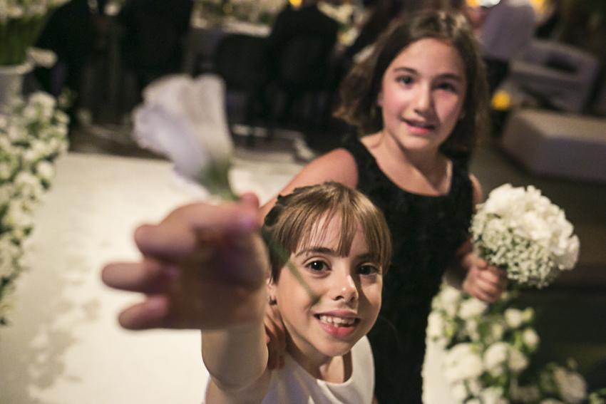 O fotógrafo e a flor