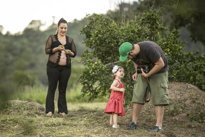 A paternidade é capaz de mudar sua fotografia