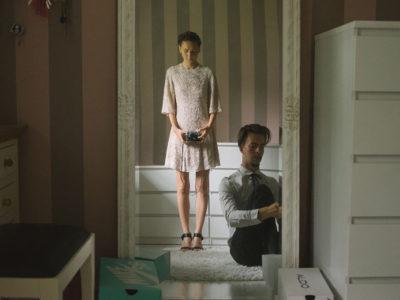 Casal decide fotografar seu próprio casamento