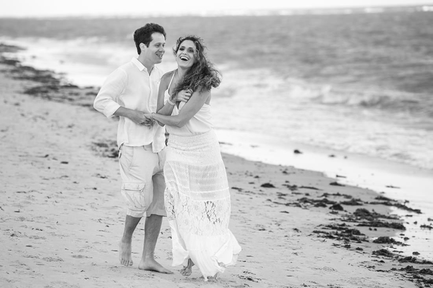 Quando eu for - Ensaio pré casamento Rodrigo e Sylvia - Arraial D'ajuda