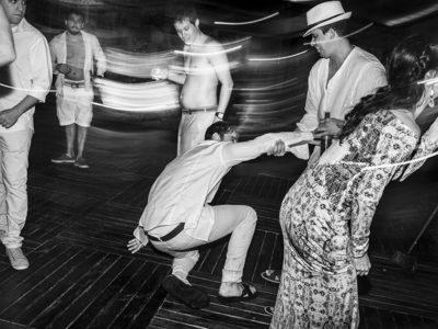 O Lado B de um casamento: fotos nunca antes postadas