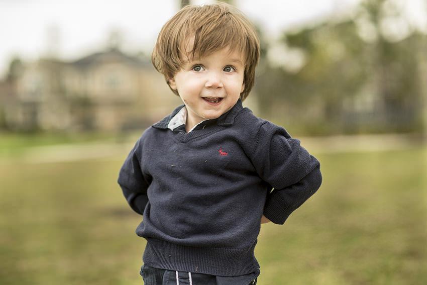 Kevin: ensaio de família em Orlando, Florida