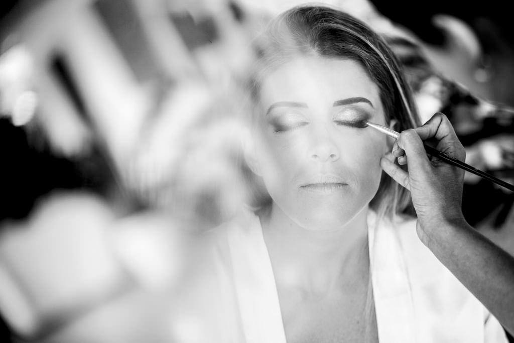 make up casamento
